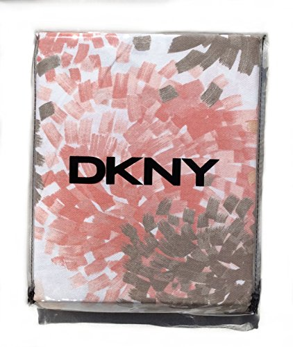 Dkny Towel: DKNY Brushstroke Floral 100% Cotton Shower Curtain 72-Inch