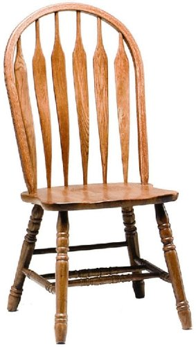 Solid Oak Windsor Chairs ~ Dooley s solid oak steambent windsor dining chair