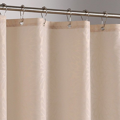 Quizas Pasion Shower Curtain Liner Mildew Resistant Fabric For Bathroom 70 X