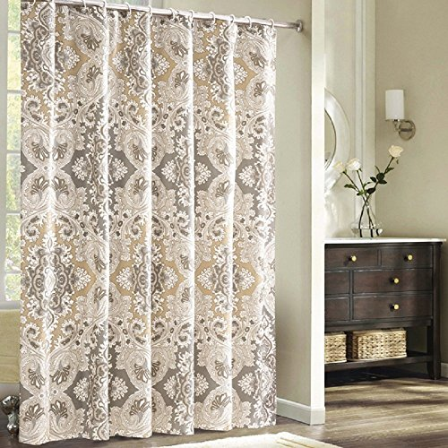 Ufaitheart Romes Life Pattern Extra Long Shower Curtain