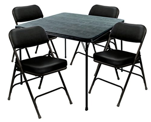 Dining Table With Padded Chairs Images