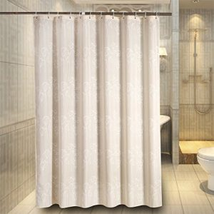 Portable Curtain Room Dividers Heavy Duty Weighted Sho