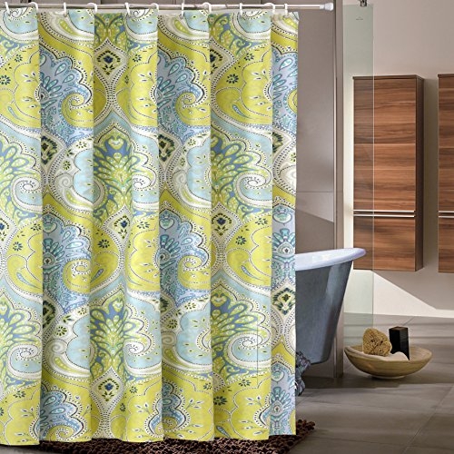 Eforgift Home Decor X Long Shower Curtain Mildew Resistant And Waterproof Bathroom Curtain Liner