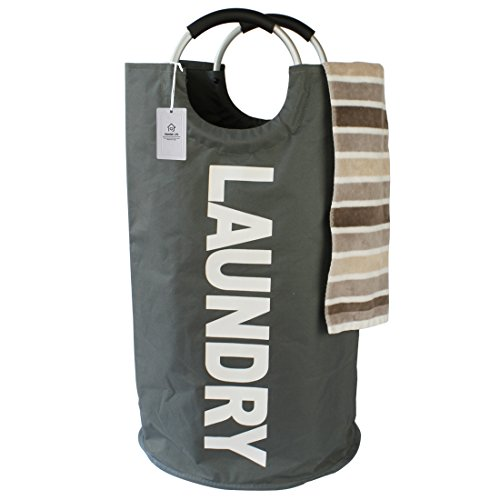 Thicken Laundry Bag With Alloy Handles For College
