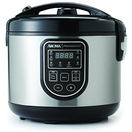 Aroma Housewares ARC-980SB Professional 20-cup (Cooked ...
