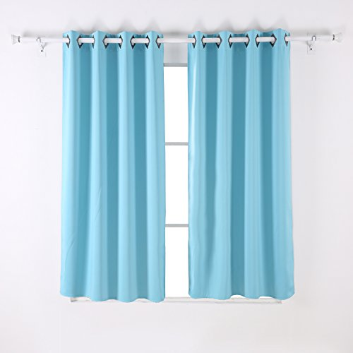 Blackout insulated curtains 2