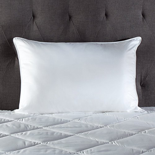 Extra Firm White Feather Luxury Bed Pillow