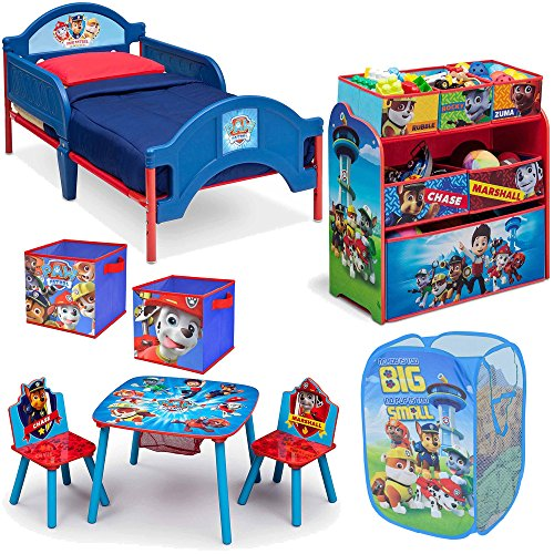 Nickelodeon Delta Children Nick Jr Paw Patrol 8 Piece