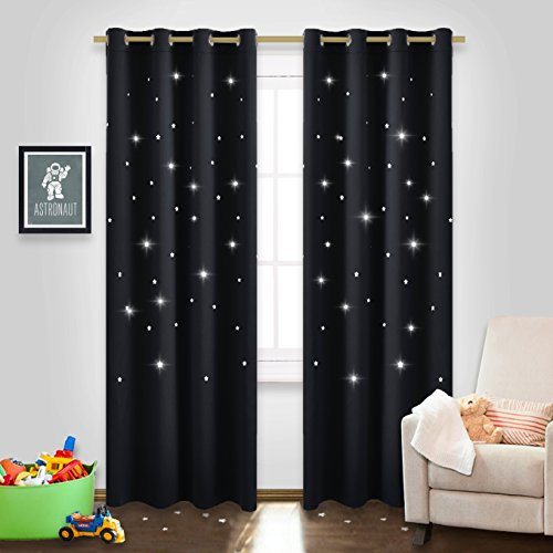 Naptime Essential Nursery Window Drapes Nicetown 52 Inch