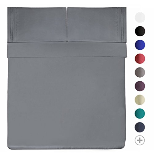 Veeyoo 1800 Thread Count Bedding Wrinkle Free